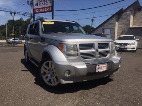 2009 Dodge Nitro for sale at PAYLESS CAR SALES of South Amboy in South Amboy NJ
