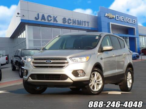 2019 Ford Escape for sale at Jack Schmitt Chevrolet Wood River in Wood River IL