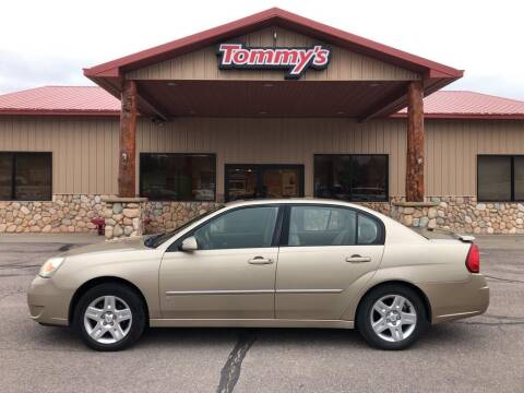 2006 Chevrolet Malibu for sale at Tommy's Car Lot in Chadron NE