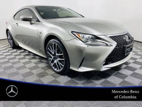 2015 Lexus RC 350 for sale at Preowned of Columbia in Columbia MO
