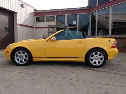 2003 Mercedes-Benz SLK for sale at MR Auto Sales Inc. in Eastlake OH