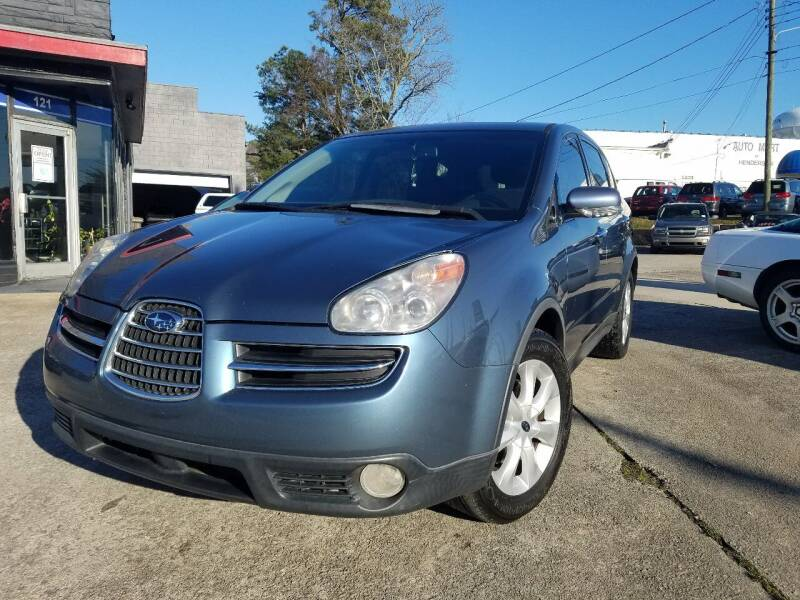 2006 Subaru B9 Tribeca for sale at Import Performance Sales - Henderson in Henderson NC