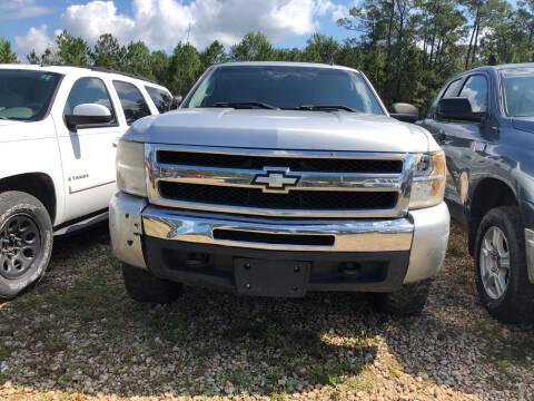 2010 Chevrolet Silverado 1500 for sale at Stevens Auto Sales in Theodore AL
