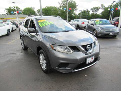 2015 Nissan Rogue for sale at Auto Land Inc in Crest Hill IL