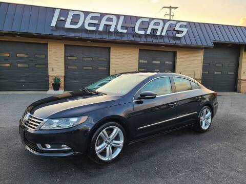 2013 Volkswagen CC for sale at I-Deal Cars in Harrisburg PA