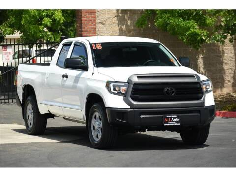 2016 Toyota Tundra for sale at A-1 Auto Wholesale in Sacramento CA