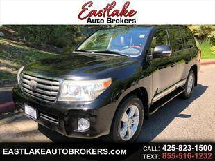 2013 Toyota Land Cruiser for sale in Kirkland, WA