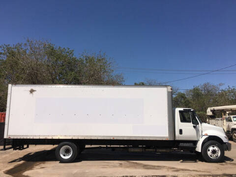 2015 International DuraStar 4300 for sale at DKR Trucks in Arlington TX