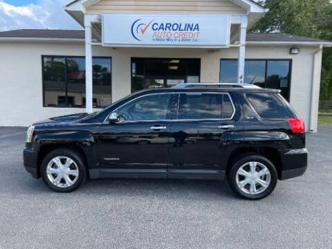 2017 GMC Terrain for sale at Carolina Auto Credit in Youngsville NC