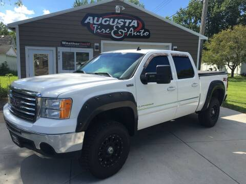 2009 GMC Sierra 1500 for sale at Augusta Tire & Auto in Augusta WI
