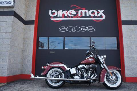 2009 Harley-Davidson Heritage Softail Classic for sale at BIKEMAX, LLC in Palos Hills IL