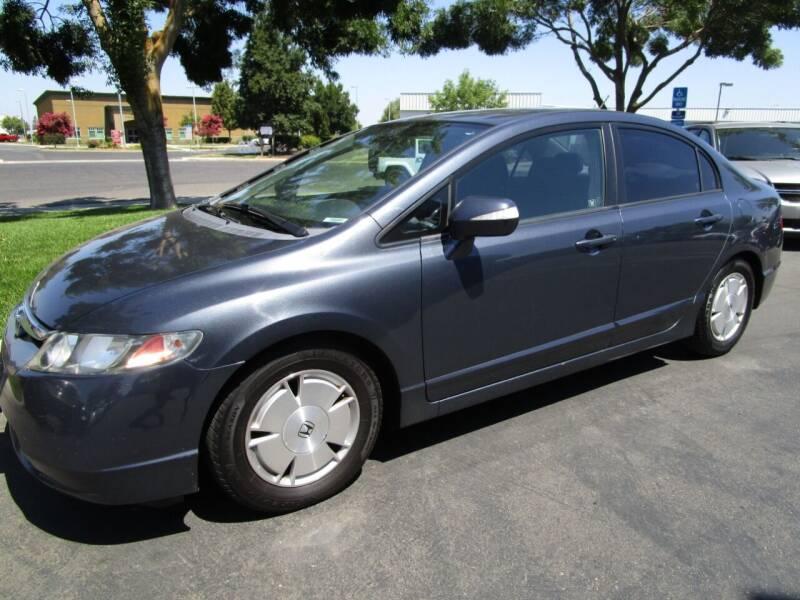 2008 Honda Civic Hybrid w/Navi