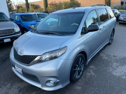 2011 Toyota Sienna for sale at C. H. Auto Sales in Citrus Heights CA