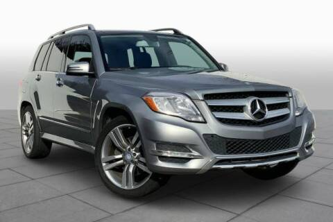 2014 Mercedes-Benz GLK for sale at CU Carfinders in Norcross GA