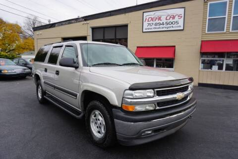 2005 Chevrolet Suburban for sale at I-Deal Cars LLC in York PA