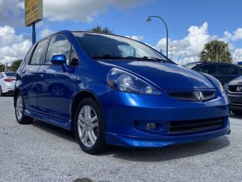 2008 Honda Fit for sale at AUTOPARK AUTO SALES in Orlando FL