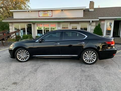 2014 Lexus LS 460 for sale at Revolution Motors LLC in Wentzville MO
