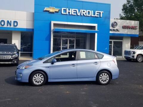2014 Toyota Prius Plug-in Hybrid for sale at EDMOND CHEVROLET BUICK GMC in Bradford PA