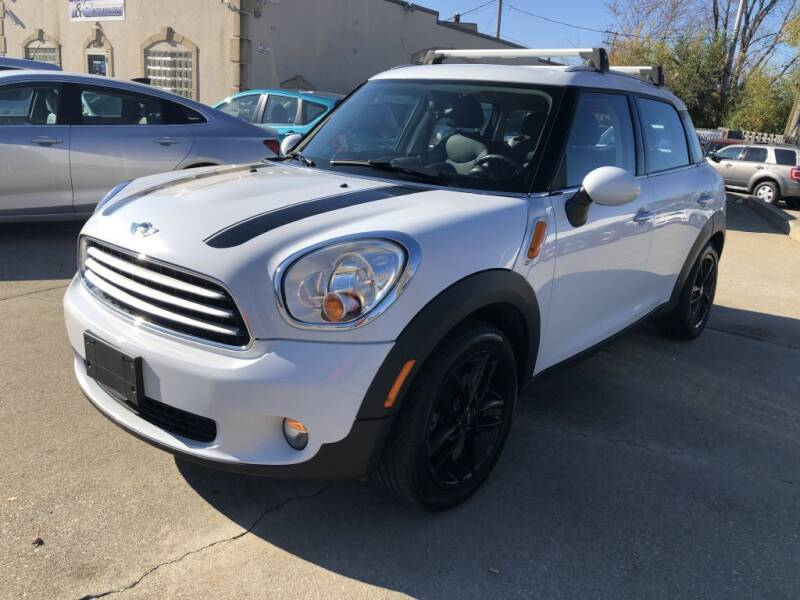 2012 MINI Cooper Countryman for sale at AAA Auto Wholesale in Parma OH