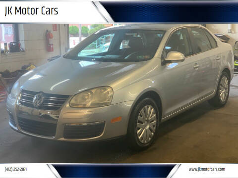 2008 Volkswagen Jetta for sale at JK Motor Cars in Pittsburgh PA