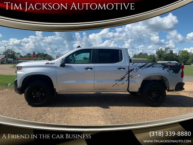 2021 Chevrolet Silverado 1500 for sale at Tim Jackson Automotive in Jonesville LA