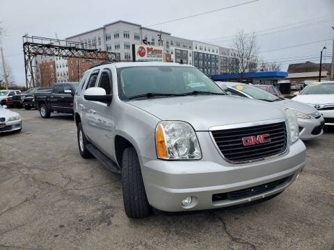 2010 GMC Yukon for sale at Mass Auto Exchange in Framingham MA