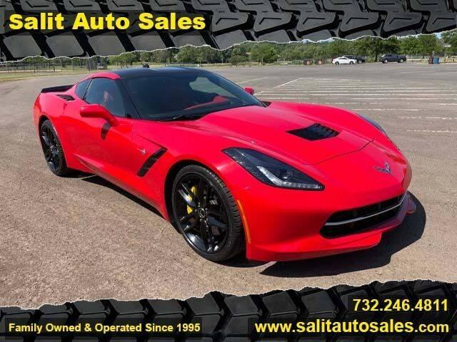 2014 Chevrolet Corvette for sale in Edison, NJ