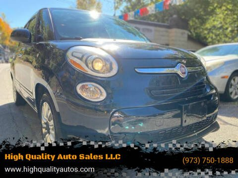 2014 FIAT 500L for sale at High Quality Auto Sales LLC in Bloomingdale NJ