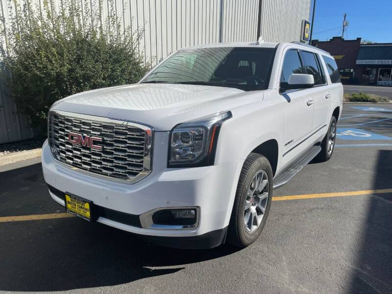 2020 GMC Yukon XL for sale at DAVENPORT MOTOR COMPANY in Davenport WA