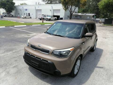 2014 Kia Soul for sale at Best Price Car Dealer in Hallandale Beach FL