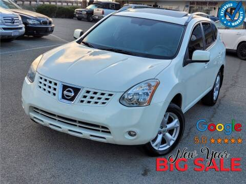 2008 Nissan Rogue for sale at Gold Coast Motors in Lemon Grove CA