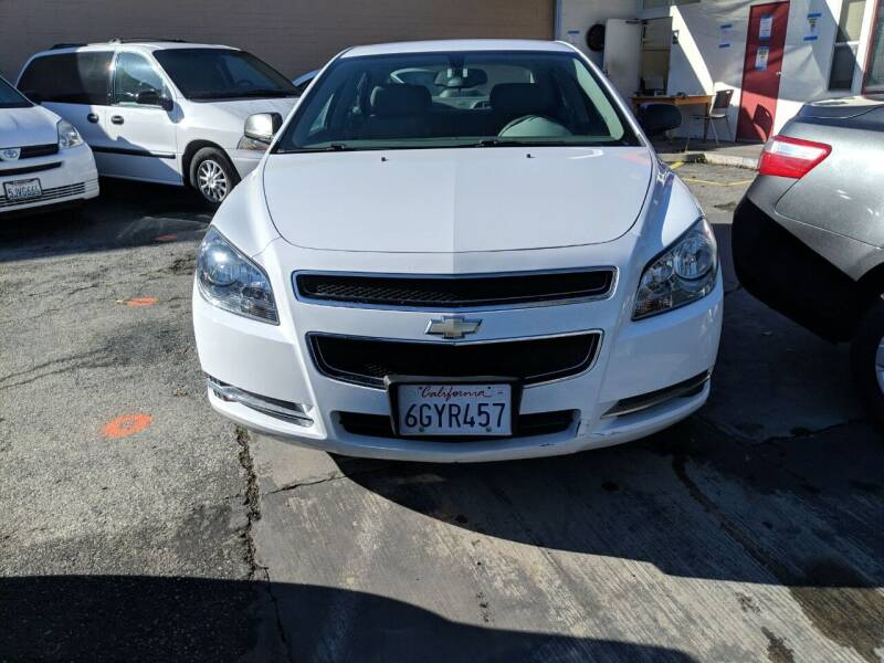 2009 Chevrolet Malibu for sale at Auto City in Redwood City CA
