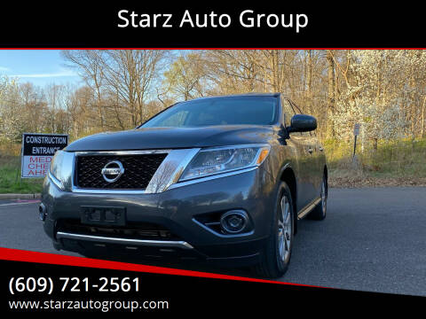 2014 Nissan Pathfinder for sale at Starz Auto Group in Delran NJ