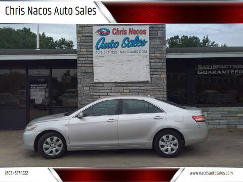 2010 Toyota Camry for sale at Chris Nacos Auto Sales in Derry NH