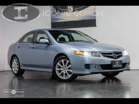 2006 Acura TSX for sale at Iconic Coach in San Diego CA
