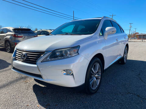 2015 Lexus RX 350 for sale at Signal Imports INC in Spartanburg SC