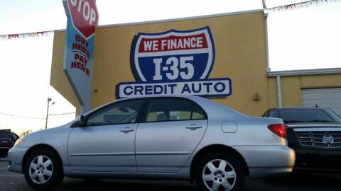 2007 Toyota Corolla for sale at Buy Here Pay Here Lawton.com in Lawton OK