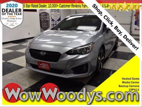 2019 Subaru Impreza for sale at WOODY'S AUTOMOTIVE GROUP in Chillicothe MO