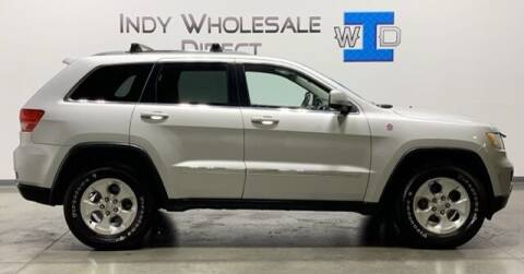 2012 Jeep Grand Cherokee for sale at Indy Wholesale Direct in Carmel IN