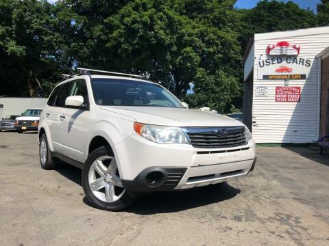 2009 Subaru Forester for sale at Affordable Cars in Kingston NY