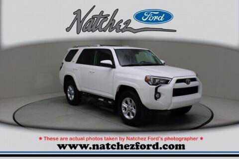 2017 Toyota 4Runner for sale at Auto Group South - Natchez Ford Lincoln in Natchez MS
