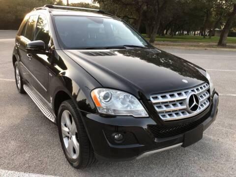 2011 Mercedes-Benz M-Class for sale at PRESTIGE AUTOPLEX LLC in Austin TX