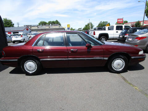 1998 Buick LeSabre for sale at Miller's Economy Auto in Redmond OR