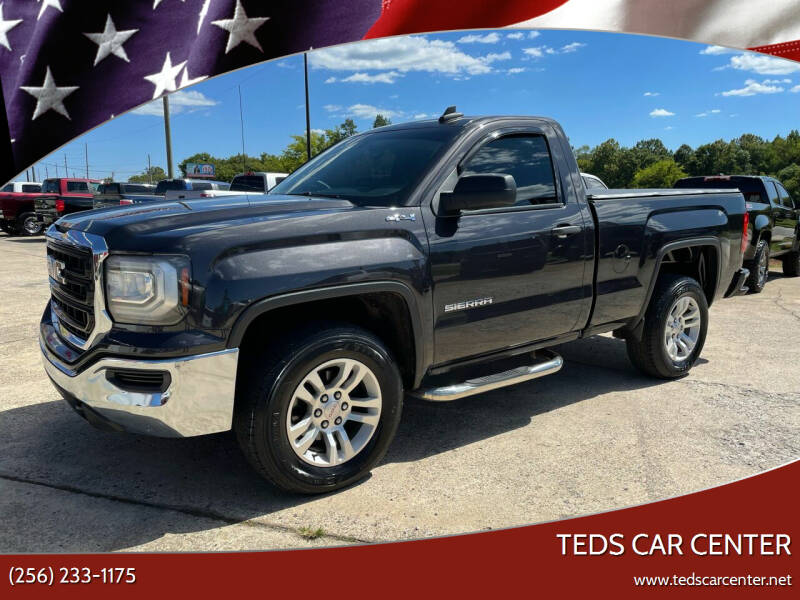 2016 GMC Sierra 1500 for sale at TEDS CAR CENTER in Athens AL