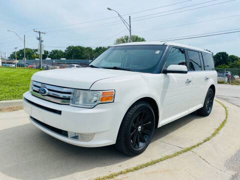 2009 Ford Flex for sale at Xtreme Auto Mart LLC in Kansas City MO