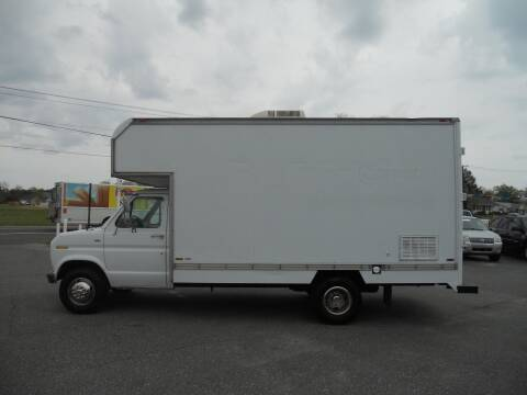 1988 Ford E-350 for sale at All Cars and Trucks in Buena NJ