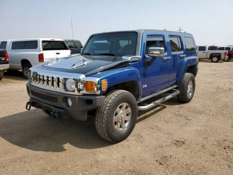 2006 HUMMER H3 for sale at HORSEPOWER AUTO BROKERS in Fort Collins CO