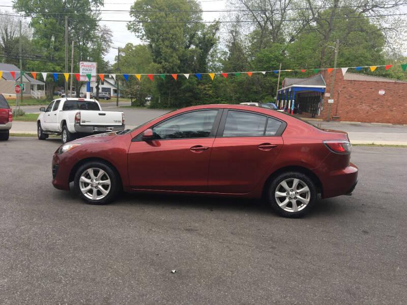 2010 Mazda MAZDA3 for sale at Diamond Auto Sales in Lexington NC