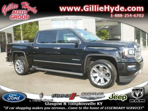 2018 GMC Sierra 1500 for sale at Gillie Hyde Auto Group in Glasgow KY