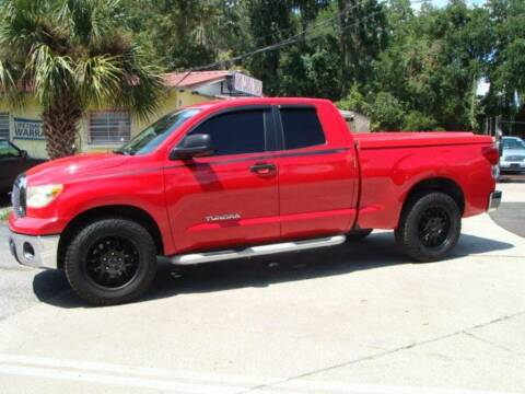 2011 Toyota Tundra for sale at VANS CARS AND TRUCKS in Brooksville FL